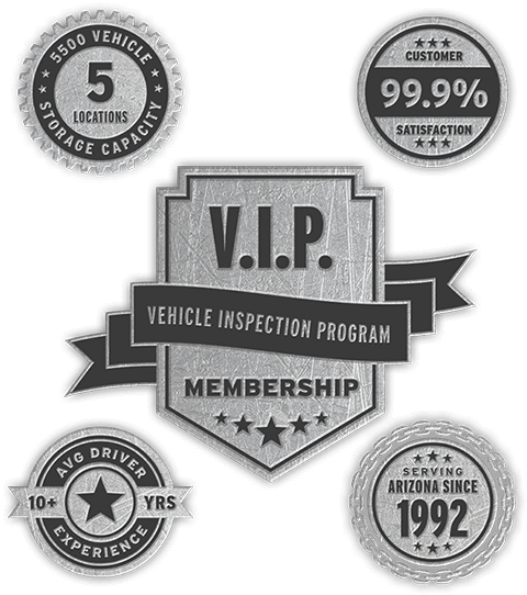 VIP Private Property Towing Program