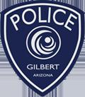 Gilbert PD logo