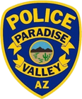 Paradise Valley PD logo