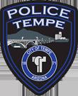Tempe PD logo